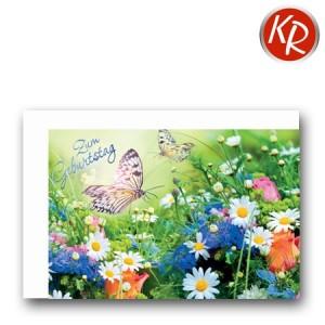 Faltkarte Geburtstag 40-0403