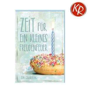 Faltkarte Geburtstag 40-0537