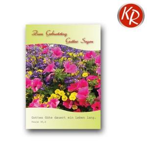 Postkarte Geburtstag 41-0099
