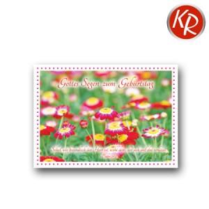 Postkarte Geburtstag 41-0102