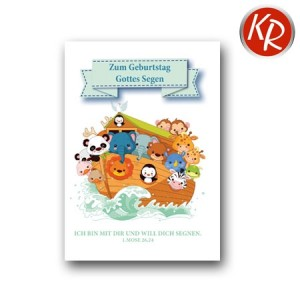 Postkarte Geburtstag 41-0113