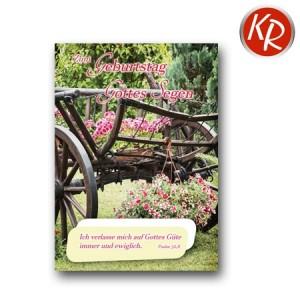 Postkarte Geburtstag 41-0123