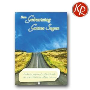 Postkarte Geburtstag 41-0124