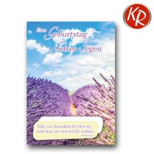 Postkarte Geburtstag 41-0125