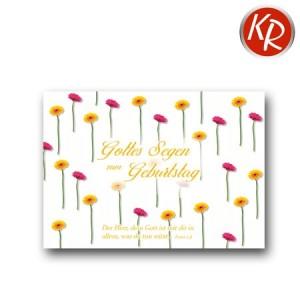 Postkarte Geburtstag 41-0129