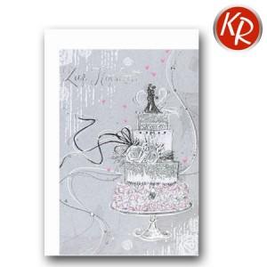 Faltkarte Hochzeit  51-0186