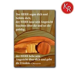 Postkarte Segenswunsch 91-0001