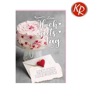 Faltkarte Hochzeitstag 56-0050