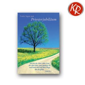 Faltkarte Priesterjubiläum 60-0040
