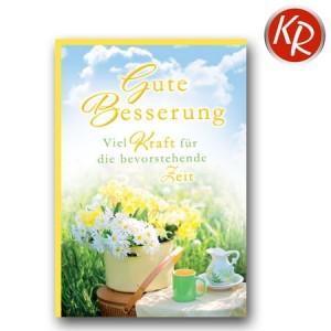 Faltkarte Genesung 61-0038