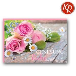 Faltkarte Genesung 61-0039