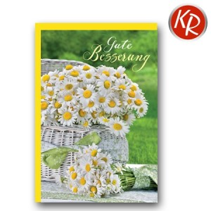 Faltkarte Genesung 61-0042