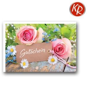 Faltkarte  Gutschein 65-0014