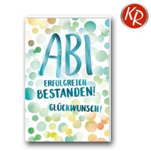 Faltkarte Abitur 66-0066