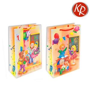 10er-Pack Geschenktasche Schulanfang groß 71-0036