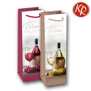 Geschenktaschen Wein 71-0060