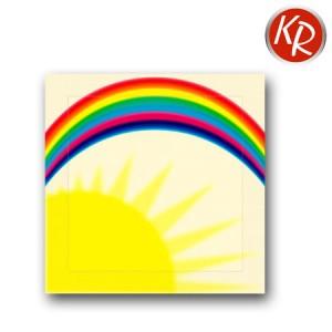 20er Pack Servietten Regenbogen 73-0004