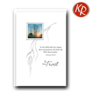 Faltkarte Trauer 80-0397