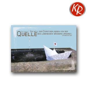12er-Serie Spruchkarte 90-0070
